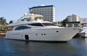 Used Ferretti 830 Motor Yacht For Sale