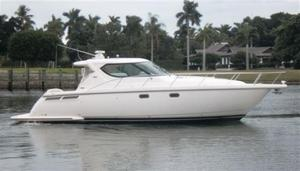 Used Tiara Yachts 4300 Sovran Cruiser Boat For Sale