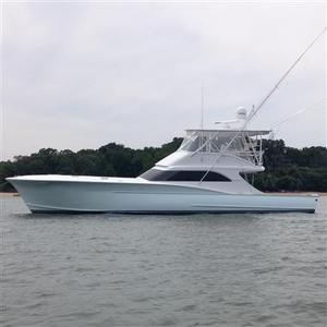 Used Custom Carolina Sportfish Sports Fishing Boat For Sale