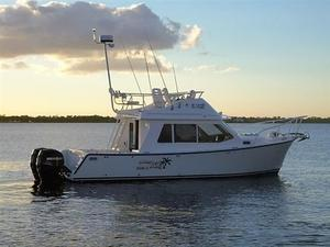 Used Crusader Sport Fisherman Sports Fishing Boat For Sale