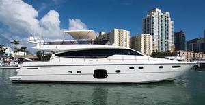 Used Ferretti 660 Motor Yacht For Sale