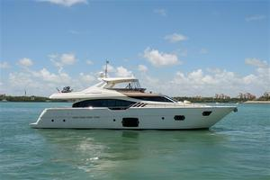 Used Ferretti 870 Motor Yacht For Sale
