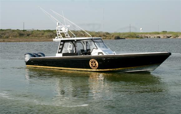 Used Metal Shark High Performance Boat For Sale