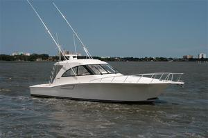 Used Cabo Yachts 40 EX HTX Cruiser Boat For Sale