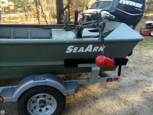 Used Sea Ark 1660 MVT Jet Boat For Sale