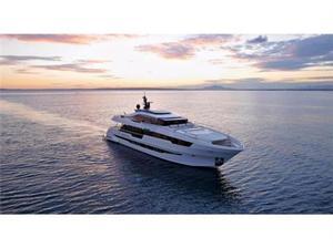Used Astondoa Century 110' Motor Yacht For Sale