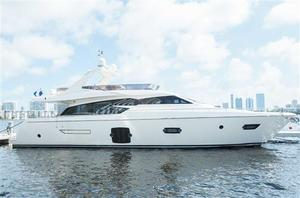 Used Ferretti 720 Motor Yacht For Sale