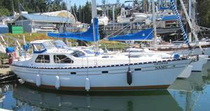 Used Cooper 353 Pilothouse Sloop Cruiser Sailboat For Sale