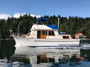 Used Chb Northern Trawler Boat For Sale