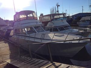 Used Hi-Star 48 Yachtfish Convertible Fishing Boat For Sale