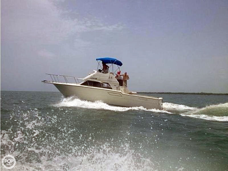 Used Tiara Flybridge 3300 Sports Fishing Boat For Sale