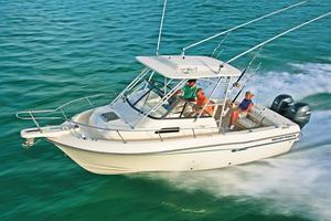 Used Grady-White Gulfstream 232 Center Console Fishing Boat For Sale
