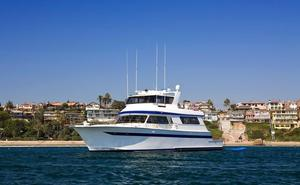 Used Pacifica Custom Passenger Boat For Sale
