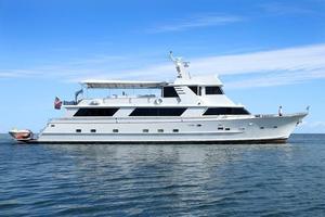 Used Broward TRI Deck Motoryacht Motor Yacht For Sale