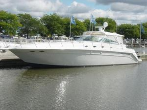 Used Sea Ray Sundancer 50 Express Cruiser Boat For Sale