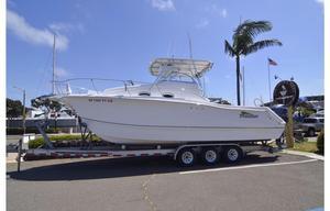 Used Prokat 2860 Cuddy Cabin Cuddy Cabin Boat For Sale