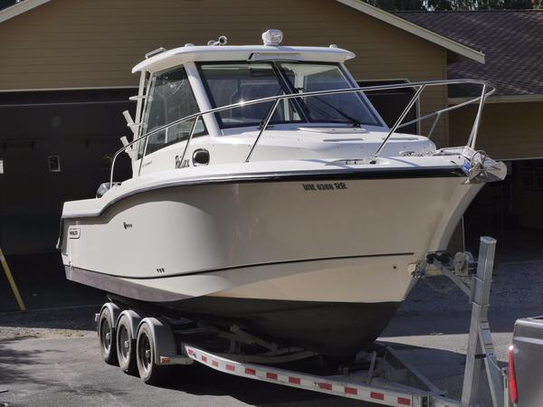 Used Boston Whaler Conquest Pilothouse Boat For Sale