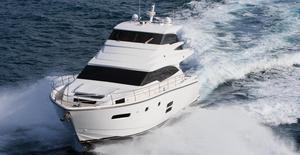 New Johnson 65 Motor Yacht For Sale