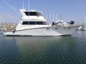 Used Pacifica Sports Fishing Boat For Sale