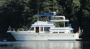 Used Performance Trawler Cockpit Motoryacht Motor Yacht For Sale