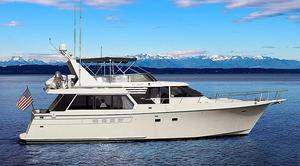 Used Tollycraft Pilot House Motor Yacht For Sale