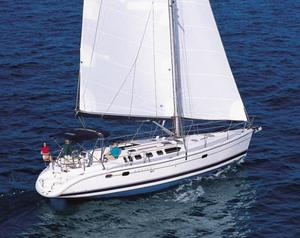 Used Hunter 460 Sloop Sailboat For Sale