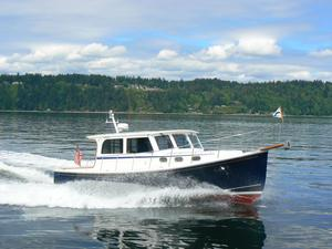 Used Duffy Downeast Cruiser Commercial Boat For Sale