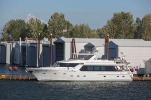 Used Jack Sarin Custom Motor Yacht For Sale