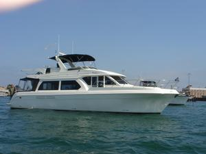 Used Navigator 5100 Classic Motor Yacht For Sale