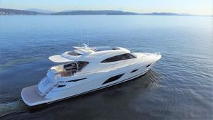 Used Riviera 6000 Sport With IPS Motor Yacht For Sale