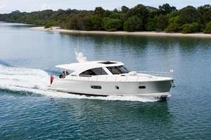 New Belize 54 Sedan Motor Yacht For Sale