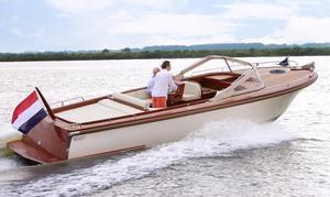 New Beaver Picnic Launch Cruiser Boat For Sale