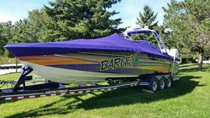 Used Concept 36 High Performance Boat For Sale