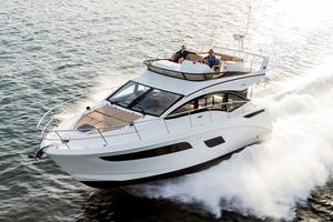 Used Sea Ray 400 Fly Cruiser Boat For Sale