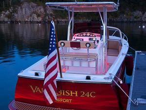 New Vanquish 24CC Center Console Fishing Boat For Sale