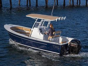New Vanquish Yachts 21CC Bristol Harbour Center Console Fishing Boat For Sale