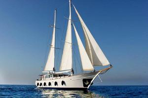 Used Schooner X. Augustis Shipyard Commercial Boat For Sale