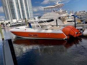 Used Intrepid 400 Cuddy Cruiser Boat For Sale