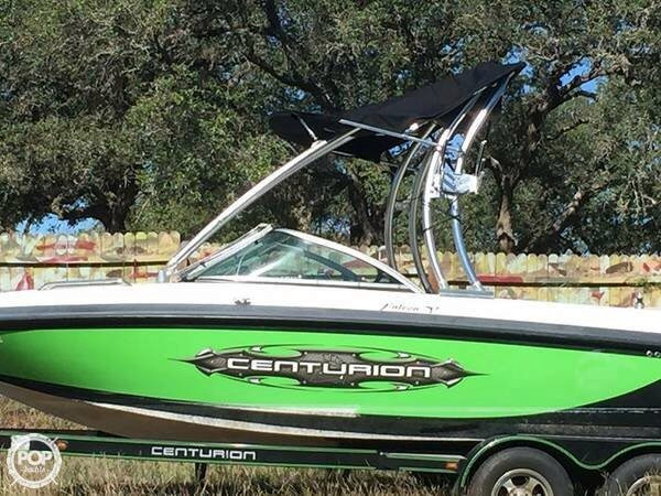 Used Centurion Air Warrior Falcon V Ski and Wakeboard Boat For Sale