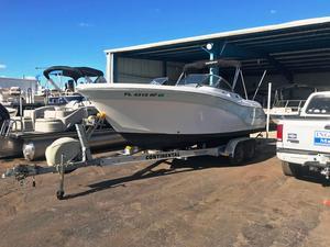 Used Sea Fox 226 Traveler Dual Console Boat For Sale