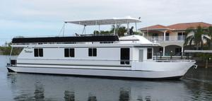 Used Sunstar Coastal Cruiser House Boat For Sale