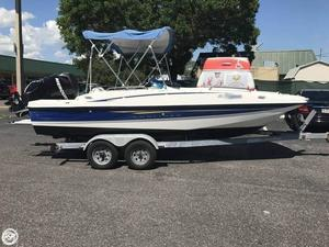 Used Bayliner 197 Deck Boat For Sale