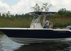 Used Key West 239 FS Saltwater Fishing Boat For Sale