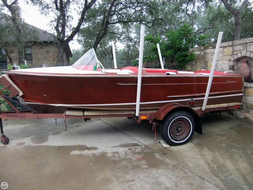 Used Century 16 Corsair Antique and Classic Boat For Sale