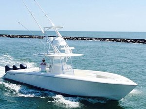 Used Venture Sports Fishing Boat For Sale