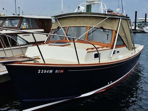 Used Fortier Lobster Fishing Boat For Sale