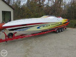 Used Black Thunder 460 XT EC Limited Edition High Performance Boat For Sale