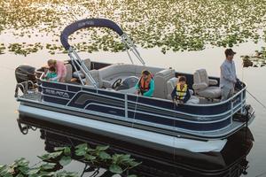 New Ranger Reata 220F Pontoon Boat For Sale