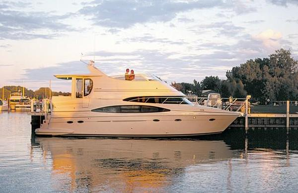 Used Carver 466 Motor Yacht Motor Yacht For Sale