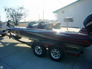 Used Triton 19X2 Bass Boat For Sale